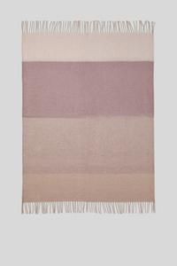 Decke - gestreift - 140 x 170 cm
