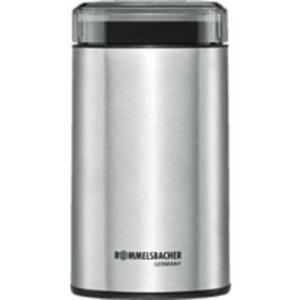 ROMMELSBACHER EKM 100 Kaffeemühle Edelstahl (200 Watt, Schlagmahlwerk)