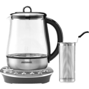 GASTROBACK 42434 Design Tea Aroma Plus Teekocher (1400 Watt)