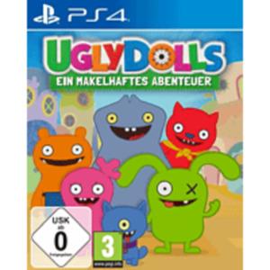 UglyDolls: Ein makelhaftes Abenteuer [PlayStation 4]
