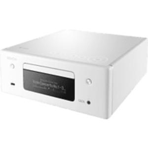 DENON RCD-N10 Netzwerk CD-Receiver in Weiss