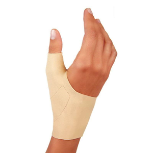 Flexible Daumen-Bandage rechte Hand Größe S