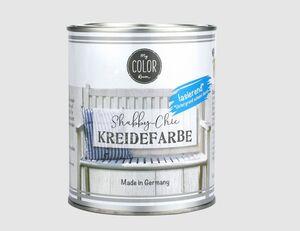 Shabby-Chic Kreidefarbe hellgrau