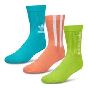 adidas Pool Party 3Pack Crew - Unisex Socken