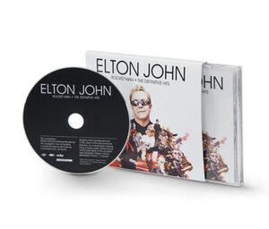 CD Elton John – »Rocket Man: The Definitive Hits«