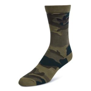 adidas Camo Crew 2Pp - Unisex Socken