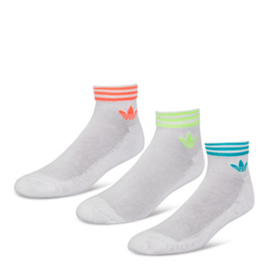 adidas Pool Party 3Pack Ankle - Unisex Socken