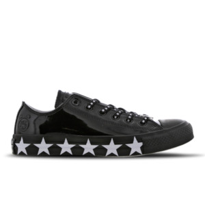 Converse Chuck Taylor All Star X Miley Cyrus Low Patent - Damen Schuhe