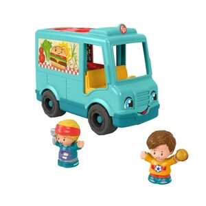 Fisher-Price Little People Burger Truck