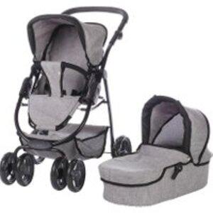 knorr toys Puppenwagen Coco Stein