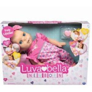 Luvabella Newborn - Blond