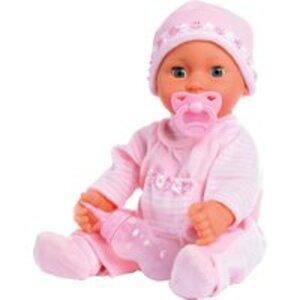 SMIKI Babypuppe interaktiv 40cm