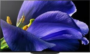 Sony KD77AG9BAEP OLED-Fernseher (195 cm/77 Zoll, 4K Ultra HD, Android TV)