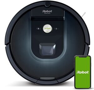 iRobot Saugroboter iRobot Roomba 981, mit 10-facher Saugleistung*