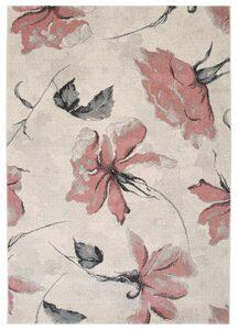 Teppich »Sofia«, my home, rechteckig, Höhe 13 mm, Blumen Design