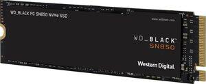 WD_Black »SN850« SSD (1 TB) 7000 MB/S Lesegeschwindigkeit, 5100 MB/S Schreibgeschwindigkeit)