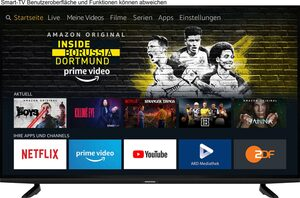 Grundig 49 VOE 82 - Fire TV Edition LED-Fernseher (123 cm/49 Zoll, 4K Ultra HD, Smart-TV)