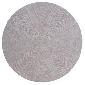 Teppich »Blanca«, andas, rund, Höhe 15 mm, besonders weich durch Mikrofaser