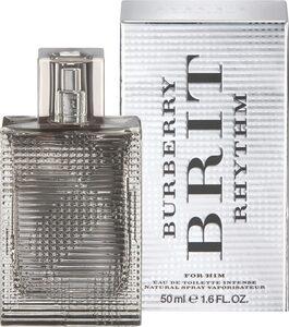 BURBERRY Eau de Toilette »Brit Rhythm Intense Men«