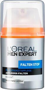 L'ORÉAL PARIS MEN EXPERT Anti-Aging-Creme »Falten Stop«, hochdosierte Anti-Aging Wirkung, gegen Mimik-Falten
