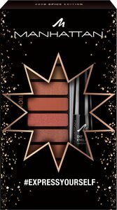 MANHATTAN Make-up Set »Eyemazing Palette + Dip Eyeliner Waterproof«, 2-tlg.