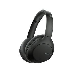 Sony WH-CH710N schwarz Bügelkopfhörer (Noise Cancelling, eingebauter Voice Assistant, NFC, Bluetooth)
