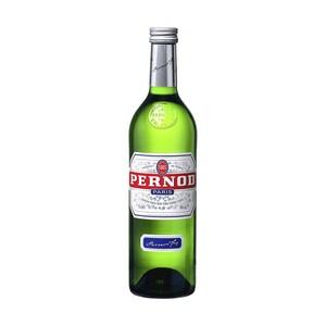 Pernod 40 % Vol.,  jede 0,7-l-Flasche