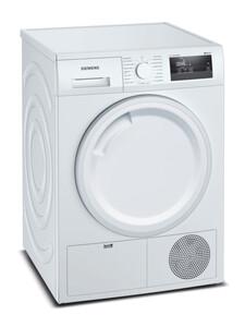SIEMENS iQ300 WT43H082 Wäschetrockner (Wärmepumpe, Kondensation, freistehend, A+, 7 kg)
