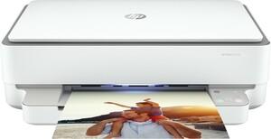 HP Envy 6030 weiß Multifunktionsdrucker (3-in-1, Instant Ink, Duplex)