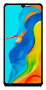 HUAWEI P30 lite New Edition Dual-SIM breathing crystal Smartphone (6,15 Zoll, 256 GB, Dual-SIM, Octa-Core, Triple-Kamera, 48 MP, 3.340-mAh, silber)