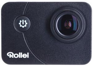 ROLLEI Action Kamera Actioncam 5S Plus (WiFi-Actioncam mit 4k Video Auflösung mit 30fps)
