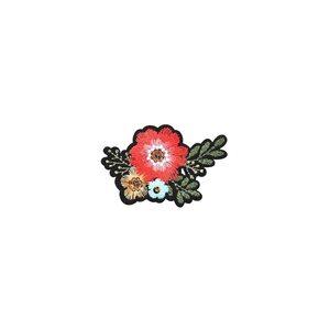 Aufkleber Blüte