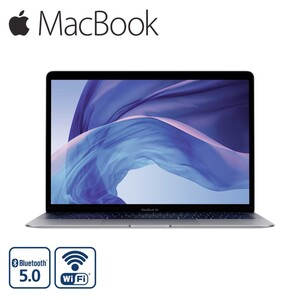 "MacBook Air (2020) · Retina Display mit True Tone · 1,1 GHz Dual-Core i3 Prozessor (max 3,2 GHz) · Magic Keyboard · Toch ID · Force Touch Trackpad  Bildschirmdiagonale: 13,3""/33,78 cm"