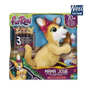 Mama Josie, das Känguruh inkl. Batterien, ab 4 Jahren