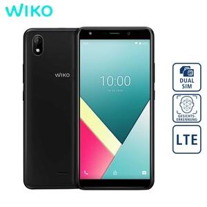 Smartphone Y61 · 8-MP-Hauptkamera, 5-MP-Frontkamera · 1-GB-RAM, bis zu 16 GB interner Speicher · microSD-Slot bis zu 256 GB · 1 x microSIM + 1 x nanoSIM · Android 10 (Go Edition)  Bildschirmdiag