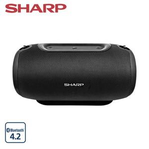 Portabler Bluetooth®-Lautsprecher GX-BT480 · One-Touch-Bedienung · 40 Watt RMS · bis zu 20 h Akkulaufzeit · Freisprecheinrichtung · spritzwassergeschützt (IP54) · microSD-Kartenslot, Aux-Ansc