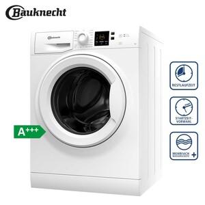 Waschautomat BW 719 • Maße: H 89 x B 64,5 x T 60,5 cm • Energie-Effizienz A+++ (Spektrum: A+++ bis D)