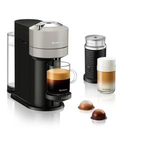 Krups XN911B Nespresso Vertuo Next Light Grey Bundle AEROCCINO 3