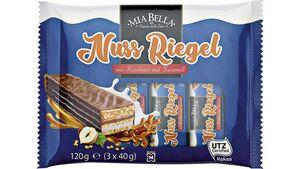 MIA BELLA Nuss Riegel Multipack