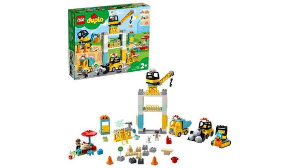 LEGO DUPLO - 10933 Große Baustelle mit Licht und Ton