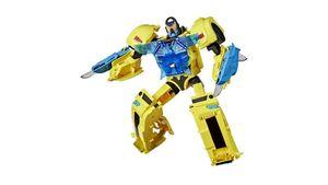 Hasbro - Transformers Bumblebee Cyberverse Adventures Officer-Klasse Bumblebee