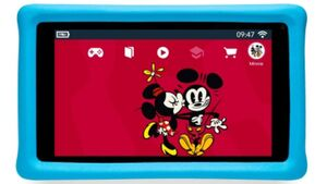 Pebble Gear - Disney Mickey and Friends Tablet