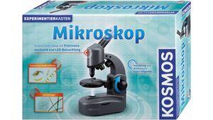 KOSMOS - Experimentierkästen - Mikroskop