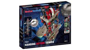 fischertechnik - Profi Dynamic Hanging Action Tower - Weltweit erste Kugelbahn, die hängt