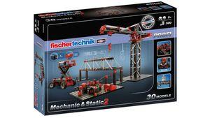 fischertechnik - PROFI Mechanic & Static 2 - Experimentierkasten