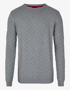 Bexleys man - Modischer Pullover in Struktur