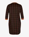 Bild 2 von VIA APPIA DUE - Kleid mit Karo-Muster