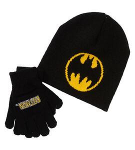 Mütze und Handschuhe