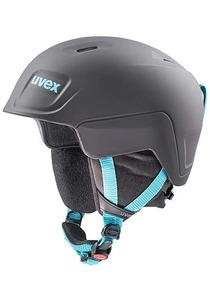 uvex Manic Pro Snowboard Helm - Schwarz