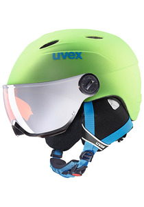 uvex Visor Pro Snowboard Helm - Grün